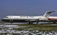 Photo: British Air Ferries - BAF, BAC One-Eleven 400, G-SURE