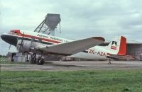 Photo: James Aviation Limited, Douglas C-47, ZK-AZA