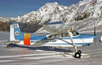 Photo: Mount Cook Airline(s), Cessna 185 Skywagon, ZK-CBS