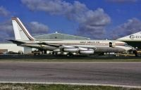 Photo: Gulf Mills Co, Boeing 720, N-28JS