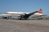 Photo: Untitled, Douglas DC-6, N555SQ