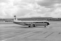 Photo: BEA - British European Airways, Vickers Vanguard, G-APEB