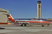 Photo: USAir, BAC One-Eleven 200, N1115J