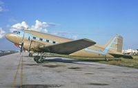 Photo: Caribbean Air, Douglas DC-3, N7753A