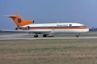 Photo: Hapag-Lloyd, Boeing 727-100, D-AHLQ