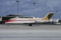 Photo: Continental Airlines, Douglas DC-9-10, N653TX