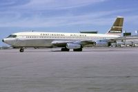 Photo: Continental Airlines, Boeing 707-100