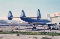 Photo: Untitled, Lockheed Constellation, N8650