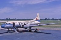 Photo: Lake Central, Convair CV-340, N73149