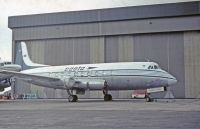 Photo: SAETA, Vickers Viscount 700, HC-ARS