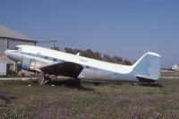 Photo: Untitled, Douglas DC-3, N825