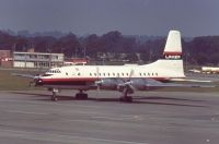 Photo: Laker Airways, Bristol Britannia 102, G-ANBN