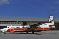Photo: Trans Adria, Fairchild FH-227, YU-ALC