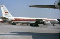 Photo: Trans World Airlines (TWA), Boeing 707-100, N737TW