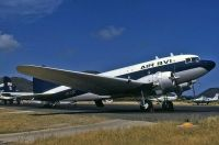 Photo: Air BVI, Douglas DC-3, VP-LVK
