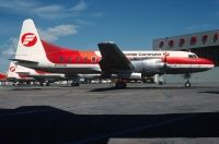 Photo: Frontier Commuter, Convair CV-580, N73136