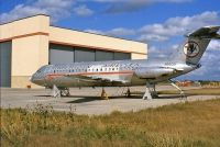 Photo: American Airlines, BAC One-Eleven 400, N5039
