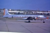 Photo: American Airlines, Douglas DC-6, N90705