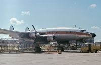 Photo: Rolling Stones, Lockheed Constellation, N7777G