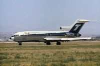 Photo: Trans Australia Airlines - TAA, Boeing 727-100, VH-TJE