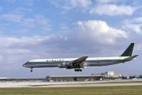 Photo: Airlift International, Douglas DC-8-61, N8766