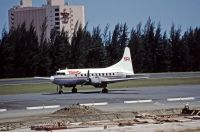 Photo: TAINO, Convair CV-340, N87949