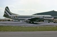 Photo: Ecuatoriana, Lockheed L-188 Electra, HC-AQF