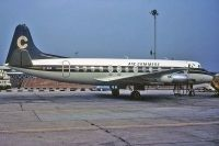 Photo: Air Commerz, Vickers Viscount 800, EI-AKO