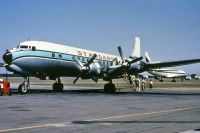 Photo: Standard Airways, Douglas DC-7