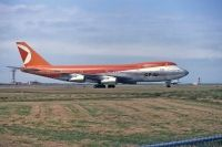 Photo: CP Air, Boeing 747-200, C-FCRA