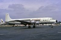 Photo: Span East, Douglas DC-6, N612SE