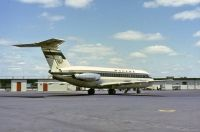 Photo: Mohawk Airlines, BAC One-Eleven 200, N1115J