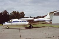 Photo: Untitled, Hamburger Flugzeug Bau HFB-320 Hansa Jet, D-CARE