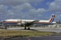 Photo: Dominicana, Douglas DC-6, 44594