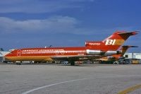 Photo: Braniff International Airlines, Boeing 727-100, N297BN