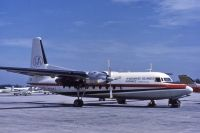 Photo: Windward Islands Airways International, Fairchild F27, N2708J
