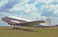 Photo: Air Botswana, Douglas DC-3, A2-ZHR