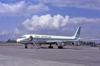 Photo: Trans International Airlines - TIA, Douglas DC-8-50, N8008F