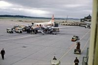 Photo: Swissair, Convair CV-440