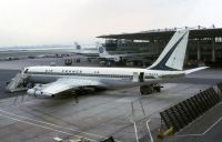 Photo: Air France, Boeing 707-300, F-BHSX