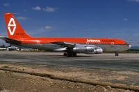 Photo: Avianca, Boeing 720, HK-725