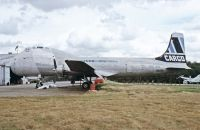 Photo: Falcon Airways Ltd, Aviation Traders ATL-98 Carvair, N83FA
