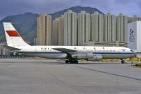Photo: CAAC, Boeing 707-300, B-2414