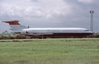 Photo: Untitled, Hawker Siddeley HS121 Trident, G-AWZU