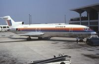 Photo: United Airlines, Boeing 727-200, N7257U