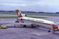 Photo: Dan-Air London, Boeing 727-100, G-BAFZ