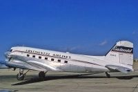 Photo: Continental Airlines, Douglas DC-3, N18945