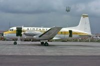 Photo: Airfast, Hawker Siddeley HS-748, PK-OBQ