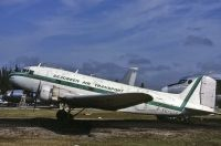 Photo: Seagreen Air Transport, Douglas C-47, V2-LIX