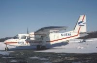 Photo: Wings Airways, Britten-Norman BN-2A Islander, N415WA